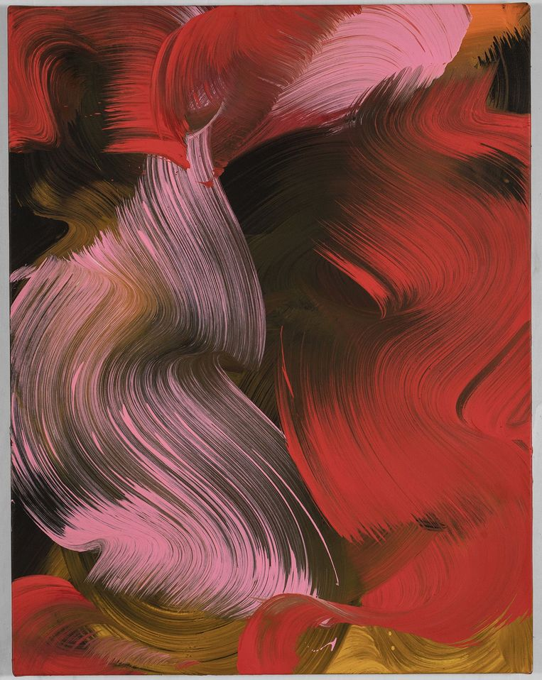 Erin Lawlor, Some Like it Hot (2020), galerie Gerhard Hofland.  Beeld