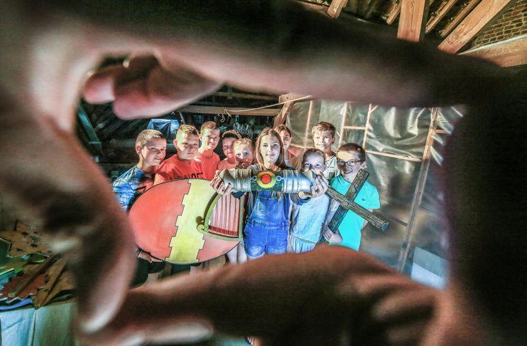 De leerlingen van juf Lore maakten een film over de Heilige Bloedprocessie. Het Ypermuseum wil meewerken om dergelijke rijke tradities veilig te stellen.