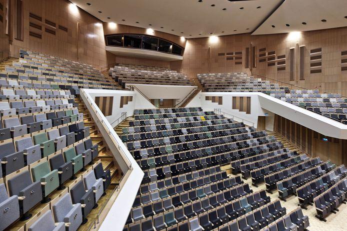 Muziekgebouw Eindhoven.