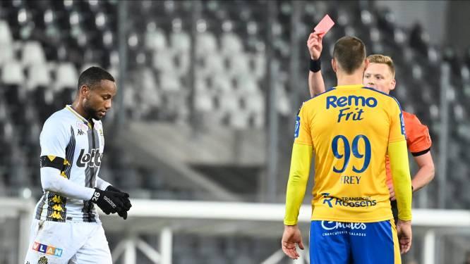 Charleroi verliest met z'n tienen thuis van Waasland-Beveren en blijft achter met 0 op 9