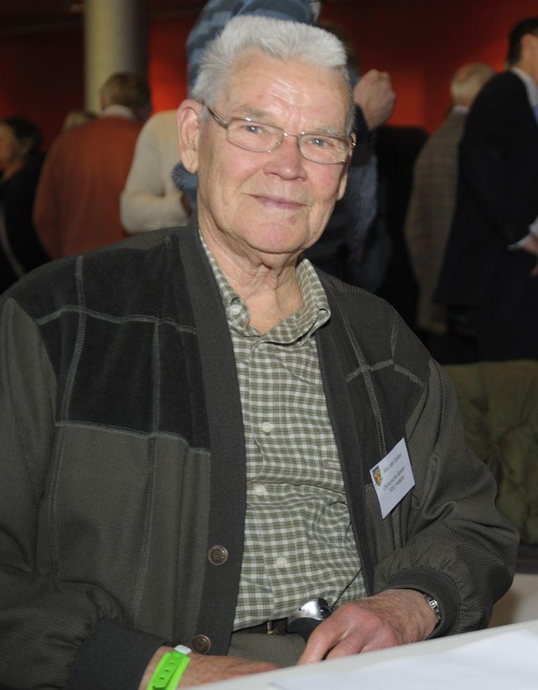 Max van Gelder Beeld