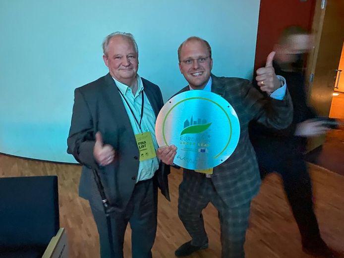 Winterswijk wint Green Leaf Award 2022