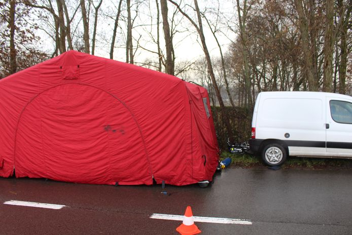 Ongeval Vijverstraat Beernem
