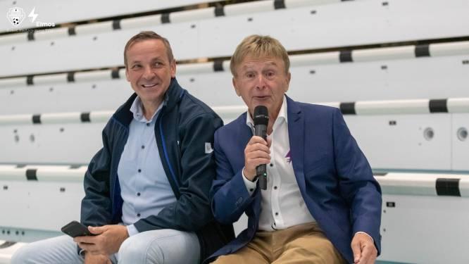"""O-o-ooh... Wat een patat jongens!"", speaker Joske Willems en zaalvoetballers zetten Herentalse sporthal in lichterlaaie"