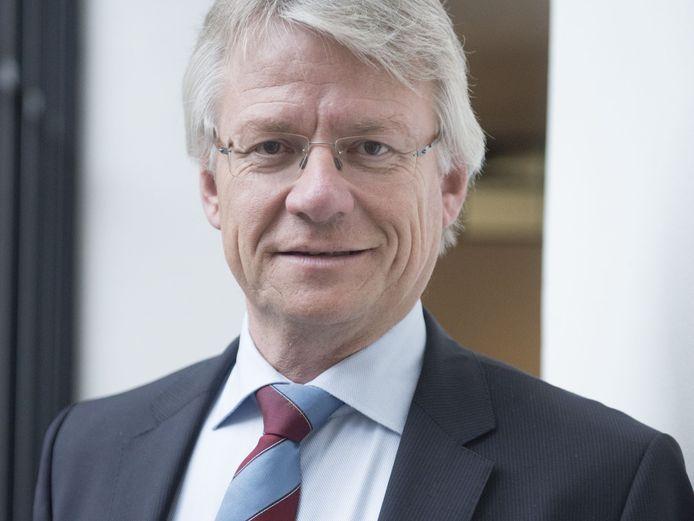 Burgemeester Berends van Apeldoorn