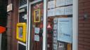 De tabakszaak vlak voordat de deur voorgoed werd gesloten. Klanten kunnen voortaan terecht in het Primera-filiaal aan de Visstraat.
