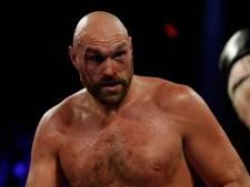 Bokskoning Fury richt zijn vizier op UFC-ster Ngannou: 'Ik maak hem af'