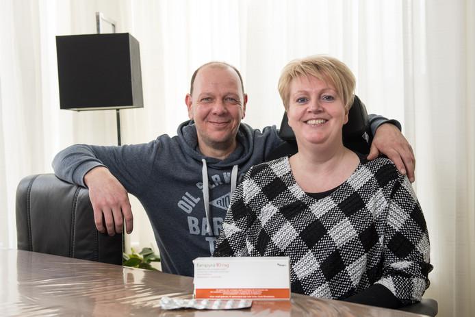 Hainie en Inge van der Sleen uit Almelo.