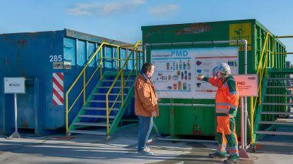 Containerpark te bereiken via Ingberthoeveweg