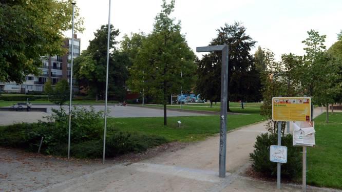 Twee agenten gewond na schermutseling in Bruulpark