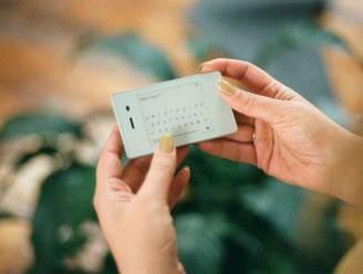 Geen sociale media of mails: deze (dure) minimalistische smartphone helpt je met je smartphone-verslaving