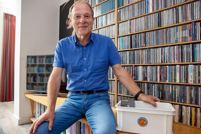 Theo van der Horst.