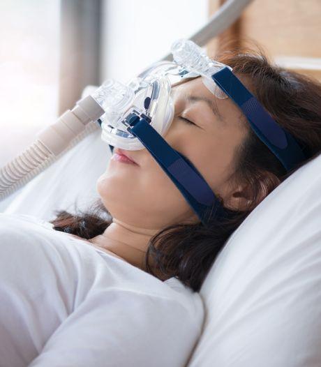 Behandeling slaapapneu deels op de schop