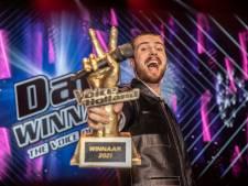 Ruim 2,1 miljoen kijkers zien Dani van Velthoven (21) The Voice winnen