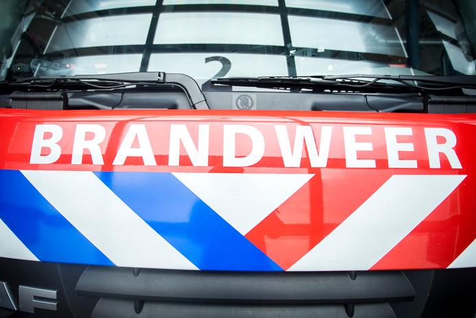 In een flat in Capelle aan de IJssel is vanochtend vroeg brand uitgebroken.