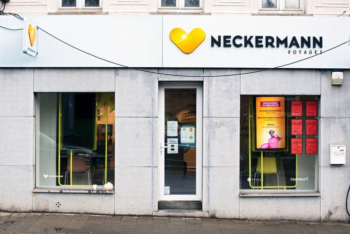 Agence Neckermann à Waterloo