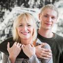Moeder en zoon ,,Toen hij besloot een tussenjaar te nemen, zag ik daar geen kwaad in.''
