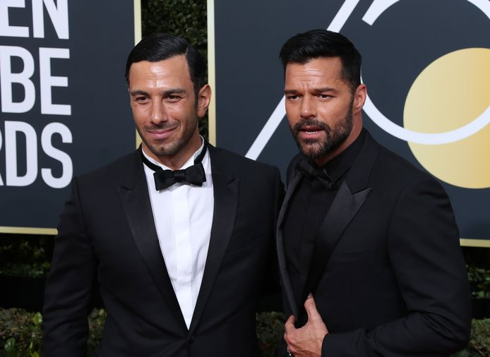 Jwan Yosef en Ricky Martin