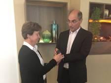 Wereldhave-topvrouw geëerd in Tilburg