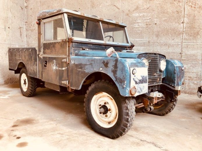 LAND ROVER 107 Pick-up - 1956
