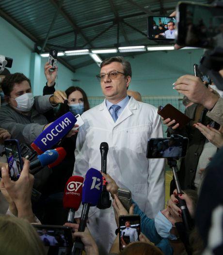 Russische arts die vergiftigde Navalny behandelde is vermist