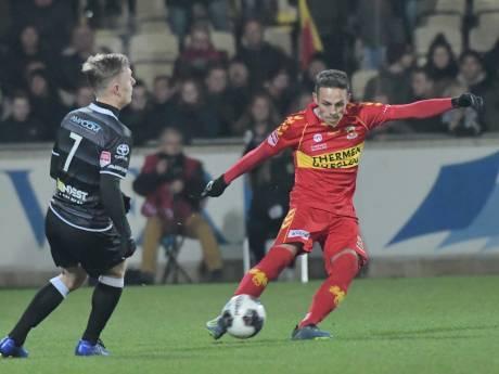 Navrátil hekelt strijdwijze FC Den Bosch: 'Hebben niets laten zien'