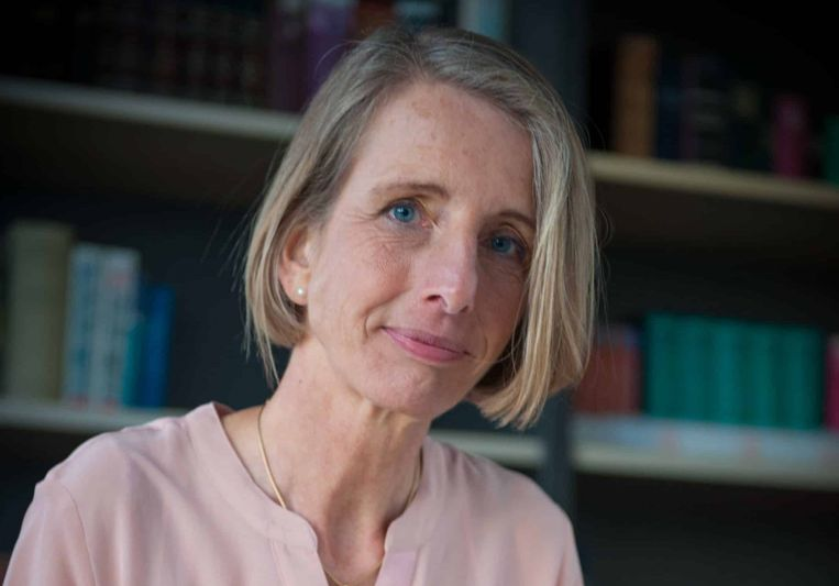 Schrijver Valerie Riedesel Beeld