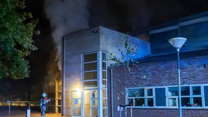 Door brand getroffen school in Oss maandag gesloten, gemeente zoekt vervangend pand