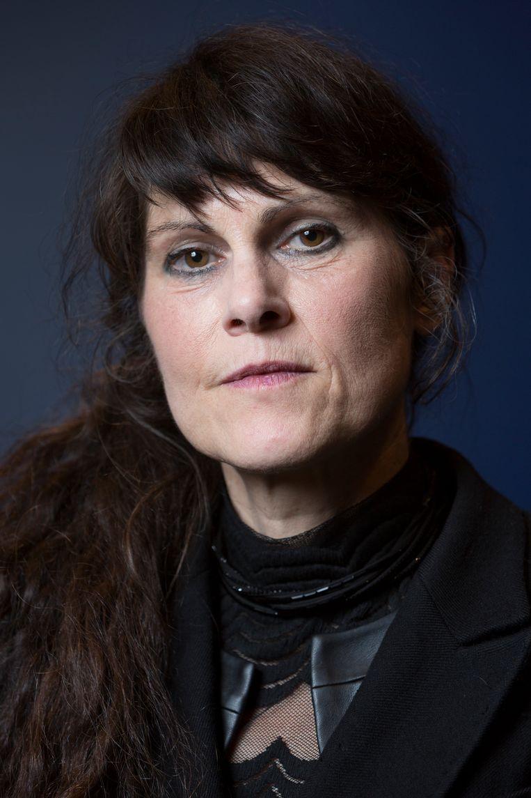 Emily Kocken: 'Ik werk intuïtief, het zijn rare, indirecte wegen die mij doen besluiten om tot een bepaald verhaal te komen.' Beeld Henriette Guest / Hollandse Hoogte