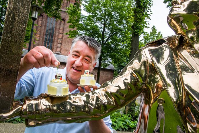 Meesterpatissier Robèrt van Beckhoven.
