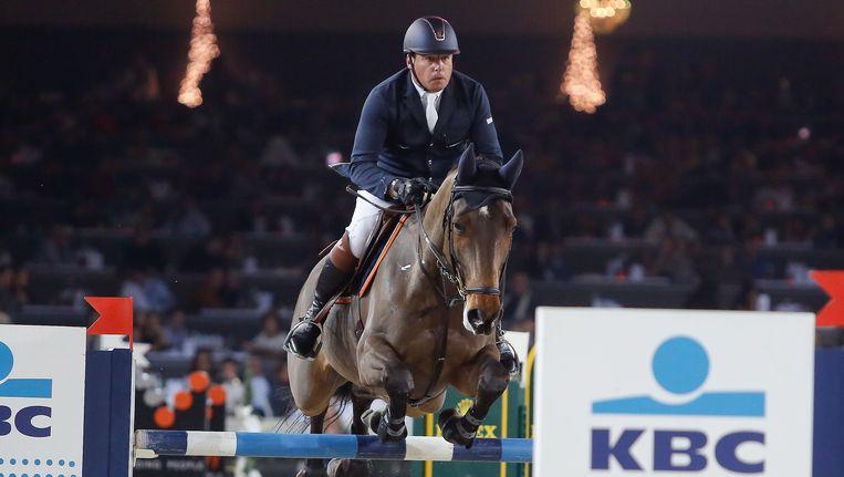 Ludo Philippaerts wil deel uitmaken van de nieuwe topsportstructuur en meedenken aan de toekomst van de paardensport. Beeld BELGA