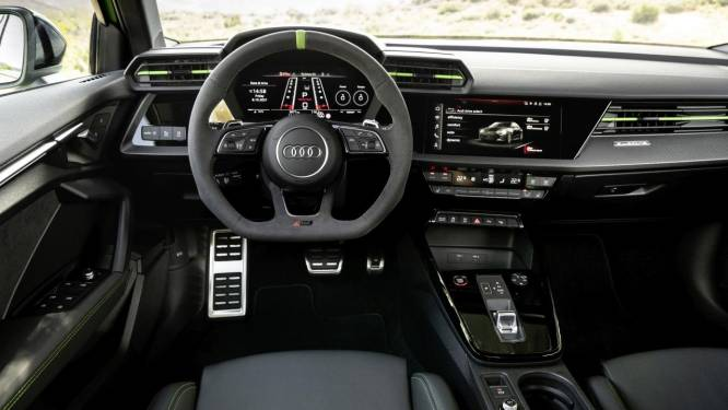 Audi's nieuwe RS3 is nu wél spannend en in balans