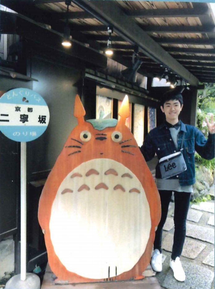 De Japanse student Haruto (17) zoekt voor komend(school)jaar gastgezin in Almelo