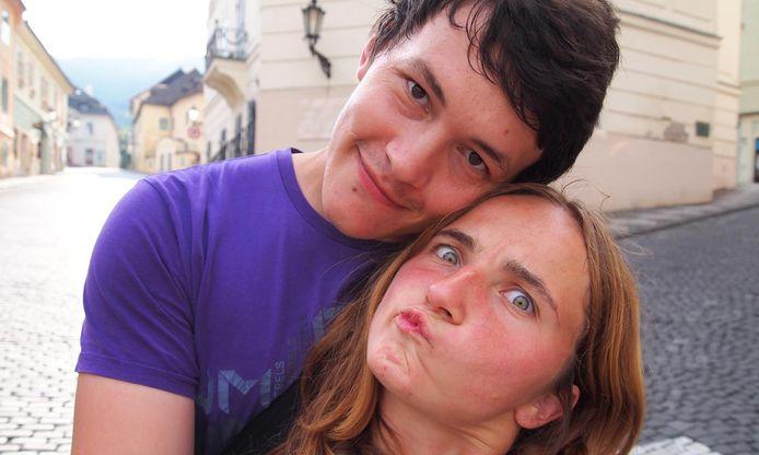 Martina Kušnírová and Ján Kuciak werden dood aangetroffen in hun huis.