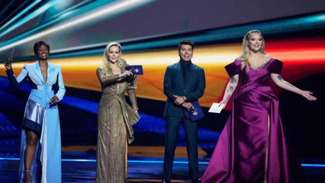 Nikkie, Edsilia, Chantal en Jan onthullen outfits voor finale