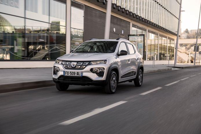 De Dacia Spring is de goedkoopste (nieuwe) elektrische auto van Nederland.