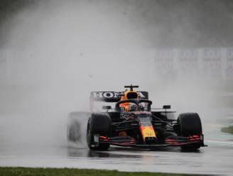 LIVE FORMULE 1. Regen op Imola, Hamilton start op pole position
