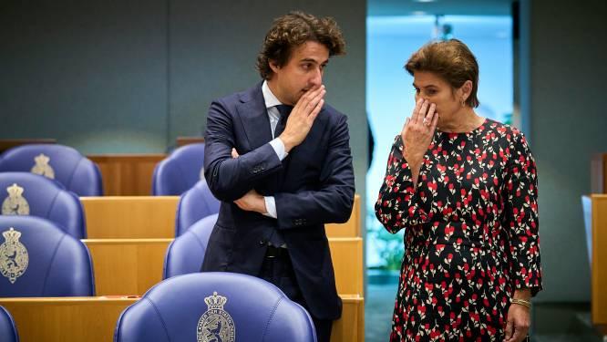 Een blauwtje in de formatie, maar nu houden PvdA en GroenLinks elkaar vast
