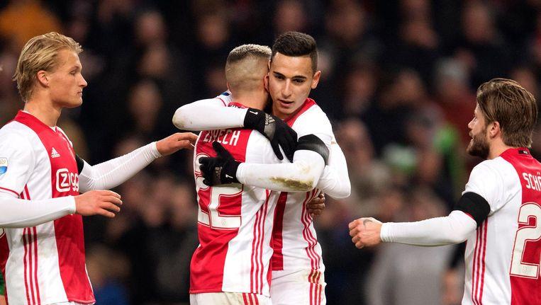 Wat zijn mogelijke transferdoelwitten voor Ajax? Beeld anp