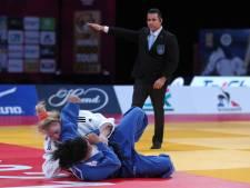 Markelose Judoka Jager verovert eerste Grand Slam-medaille