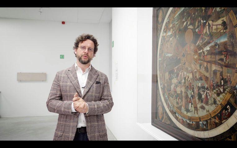 Laat u virtueel rondleiden in Museum M. Beeld M Leuven