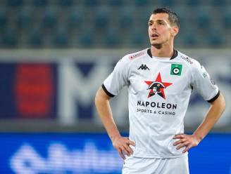 """Kevin Hoggas baalt na verlies Cercle Brugge in Gent: """"Fout kostte ons punt"""""""