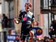 Alberto Bettiol remporte la plus longue étape du Giro en solitaire