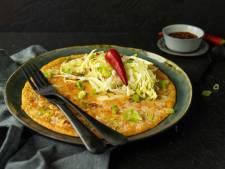 Wat Eten We Vandaag: Pittige omelet met spitskool