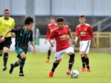 Shoretire (14) jongste speler ooit in UEFA Youth League