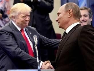 Poetin zingt opnieuw de lof van Trump