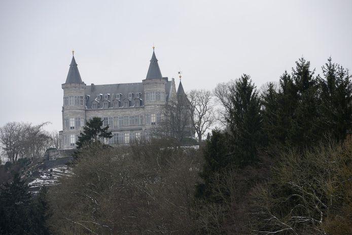 Het kasteel van Ciergnon is een van de gebouwen in beheer door de Koninklijke Schenking.
