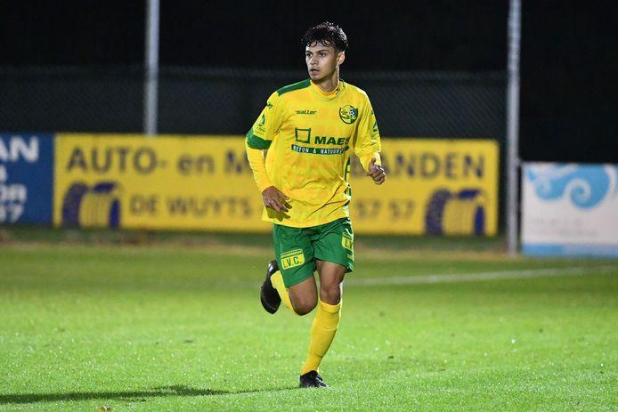 Arne Bens en Witgoor hopen tegen Lille een tweede thuiszege in te schrijven.