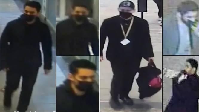 Juwelenroof zoals in een film in Antwerpen: wie herkent deze man, verkleed als bewakingsagent?