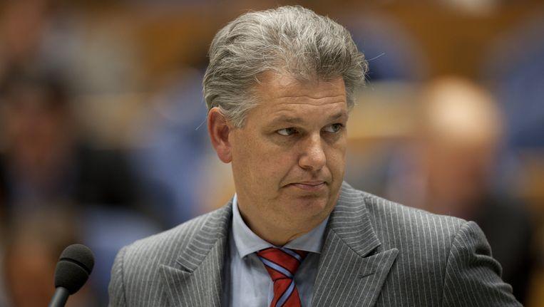 PVV-Kamerlid Hero Brinkman. Beeld ANP